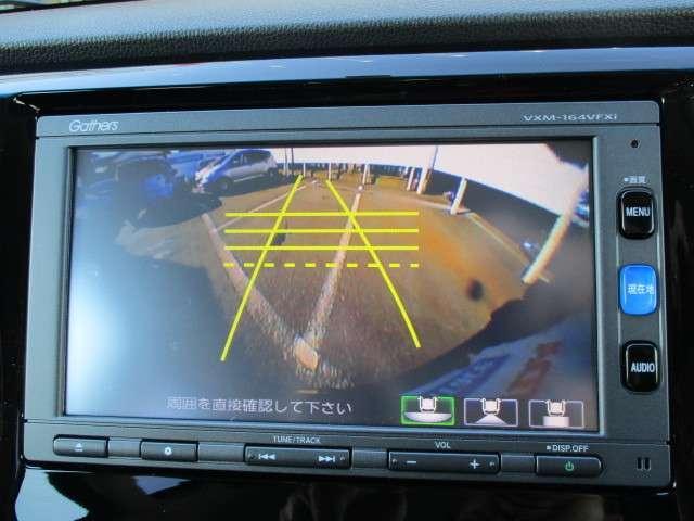 ホンダ N-WGNカスタム G・ターボパッケージ Rカメラ付ナビ 地デジフルセグ ETC
