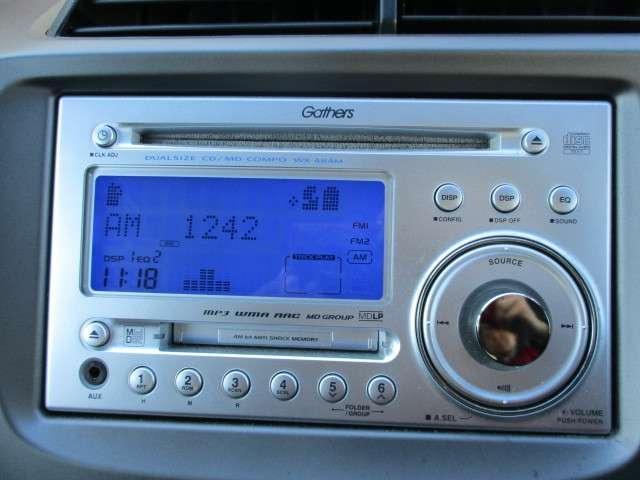 ホンダ フィット G ハイウェイエディション ETC CD・MDステレオ ワンオー