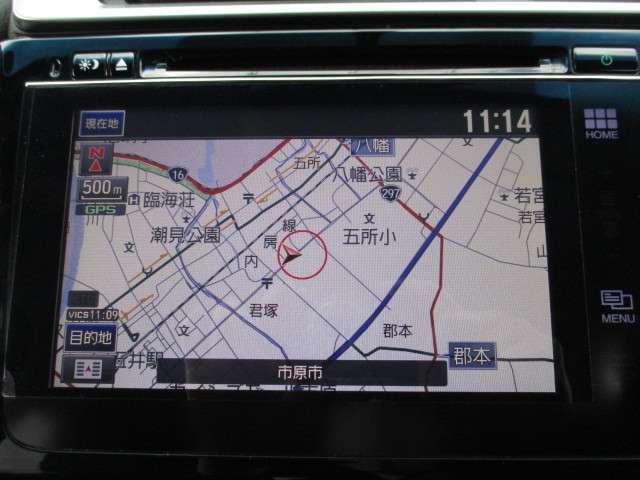 Fパッケージ Rカメラ付ナビ ETC(7枚目)