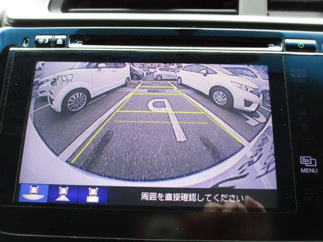 Fパッケージ Rカメラ付ナビ ETC(9枚目)