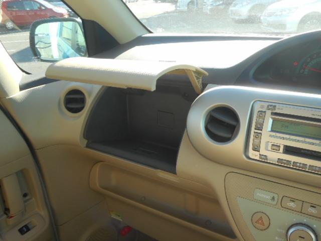 トヨタ ポルテ 130i Cパッケージ パワースライド プラズマクラスター