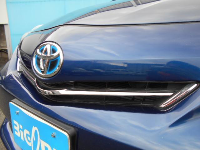 トヨタ プリウスアルファ G 純正8インチナビ Bカメラ ETC LEDライト