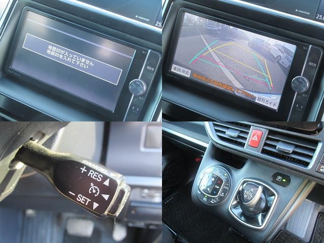 ハイブリッドV 純正SDナビ CD/DVD再生 BTオーディオ 地デジ 両パワスラ モデリスタエアロ 後席フリップダウンモニター Bカメラ ETC シートヒーター LEDヘッドライト クルーズコントロール(8枚目)
