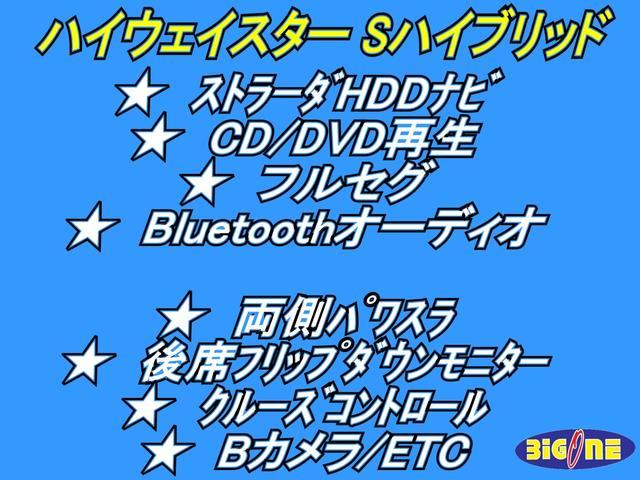 ハイウェイスター S-ハイブリッド ストラーダHDDナビ CD/DVD再生 BTオーディオ 地デジ 両パワスラ 後席フリップダウンモニター Bカメラ ETC HIDヘッドライト クルーズコントロール(17枚目)