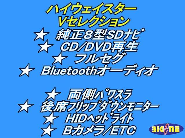 ハイウェイスター S-ハイブリッド Vセレクション Sハイブリッド 純正8型SDナビ CD/DVD再生 BTオーディオ 地デジ 両パワスラ 後席フリップダウンモニター Bカメラ ETC HIDヘッドライト クルーズコントロール(12枚目)