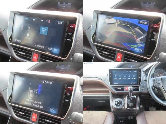 Gi プレミアムパッケージ 後期型 純正10型SDナビ CD/DVD再生 BTオーディオ 地デジ 両パワスラ Bカメラ ETC AMEシュタイナー新品19AW 専用合皮シート シートヒーター LEDヘッドライト プリクラッシュ(10枚目)