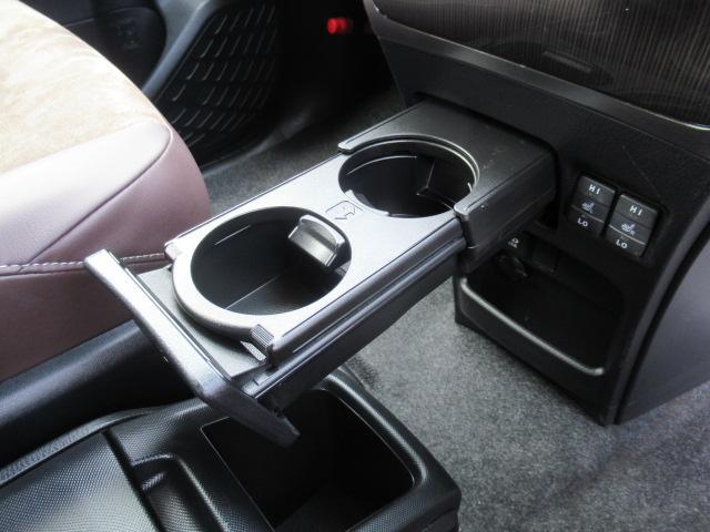 Gi プレミアムパッケージ 後期型 純正10型SDナビ CD/DVD再生 BTオーディオ 地デジ 両パワスラ Bカメラ ETC AMEシュタイナー新品19AW 専用合皮シート シートヒーター LEDヘッドライト プリクラッシュ(53枚目)