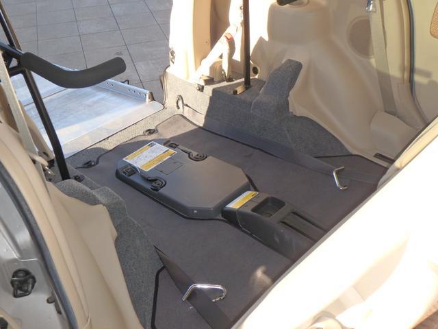 トヨタ シエンタ 福祉車輌 ウェルキャブ スロープ