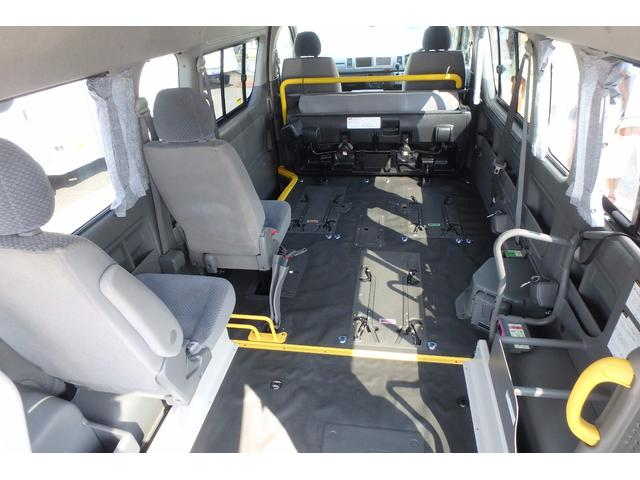 トヨタ レジアスエースコミューター 福祉車輌 ウェルキャブ Dタイプ
