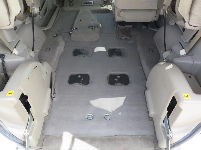 トヨタ ノア 福祉車両 ウェルキャブ リアスロープ 7人乗