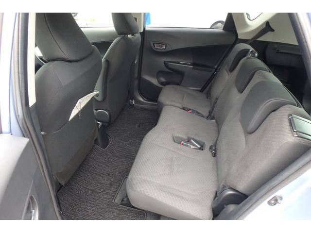 トヨタ ラクティス 福祉車両 ウェルキャブ リアスロープ ワンオーナー