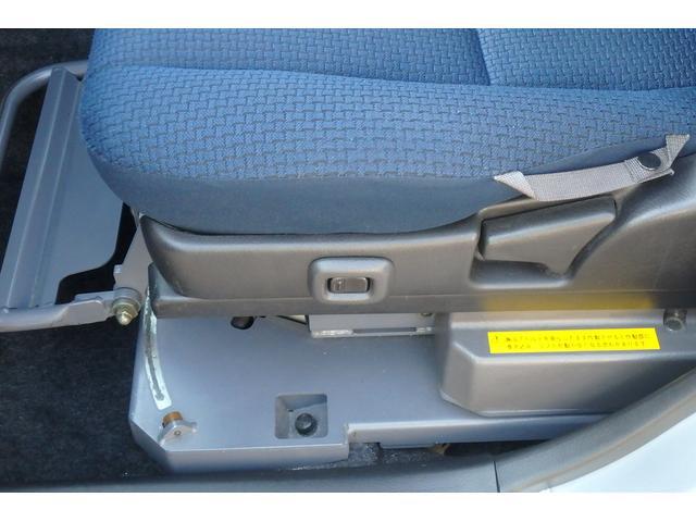 ダイハツ ムーヴ 福祉車輌 リアスロープ 助手席リフトアップシート