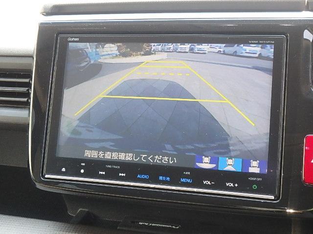 福祉車両 リアスロープ 電動ウインチ フリップダウンモニター(15枚目)