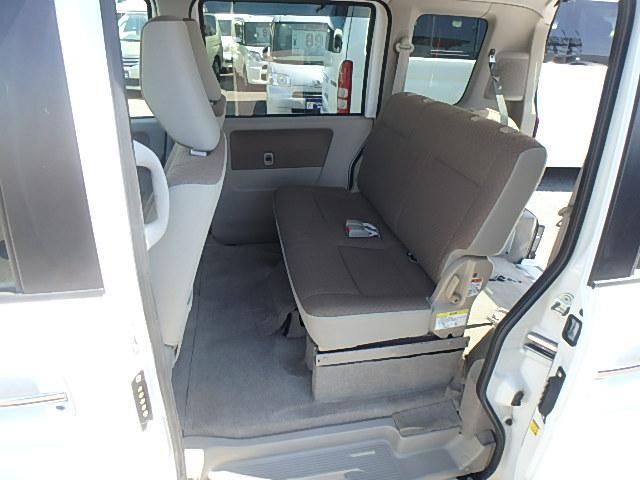 福祉車両 リアスロープ 電動ウインチ 4WD(4枚目)