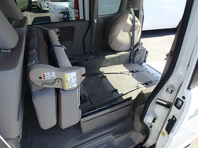 福祉車両 リアスロープ 電動ウインチ 4WD(5枚目)