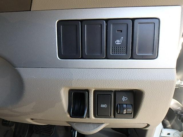 福祉車両 リアスロープ 電動ウインチ 4WD(15枚目)