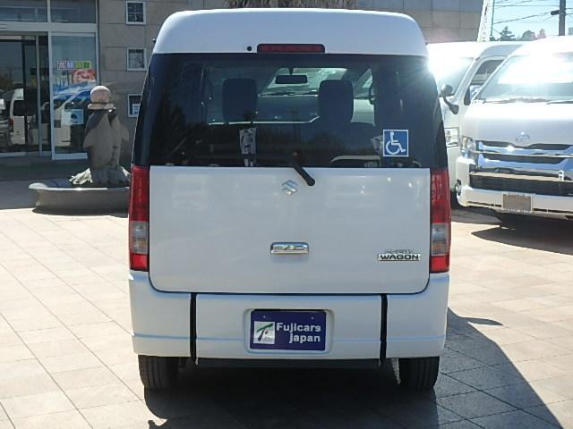 福祉車両 リアスロープ 電動ウインチ 4WD(20枚目)