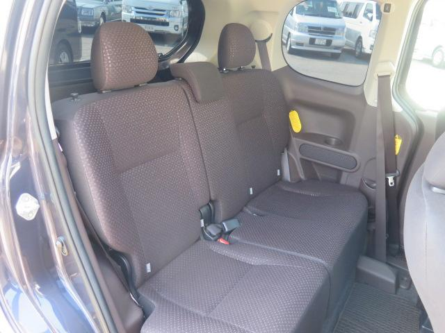 福祉車両 ウェルキャブ 助手席リフトアップシート(11枚目)