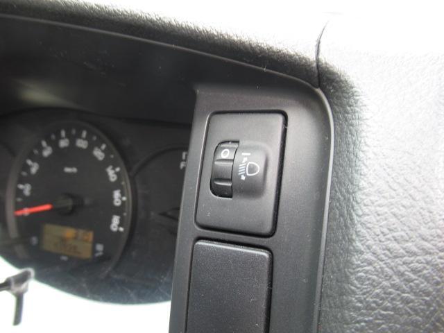 福祉車両 ウェルキャブ リアリフト 9人車いす4基固定 電動固定装置 電動ステップ SDナビ バックカメラ キーレス(27枚目)