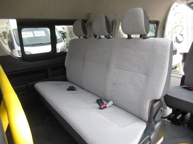 福祉車両 ウェルキャブ リアリフト 9人車いす4基固定 電動固定装置 電動ステップ SDナビ バックカメラ キーレス(35枚目)