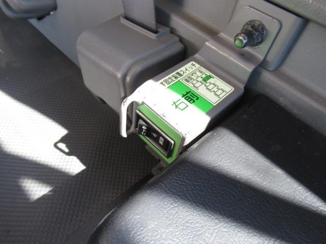 福祉車両 ウェルキャブ Dタイプ 車いす4基固定 10人乗り 車いす電動固定装置 電動ステップ スライドドアイージークローザー リアゲートイージークローザー(23枚目)