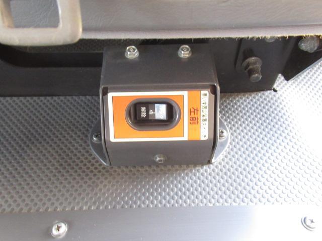 福祉車両 ウェルキャブ Dタイプ 車いす4基固定 10人乗り 車いす電動固定装置 電動ステップ スライドドアイージークローザー リアゲートイージークローザー(25枚目)