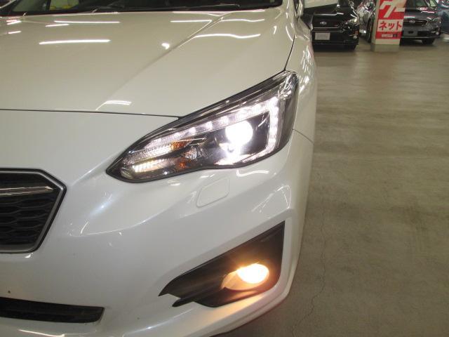 スバル インプレッサスポーツ 1.6i-L EyeSight 元レンタカー ナビ ETC