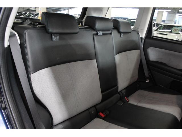 後部座席もゆったりお乗りいただけます
