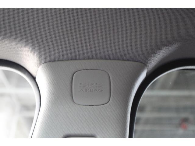 側面衝突事故のダメージを緩和するサイドエアバッグ