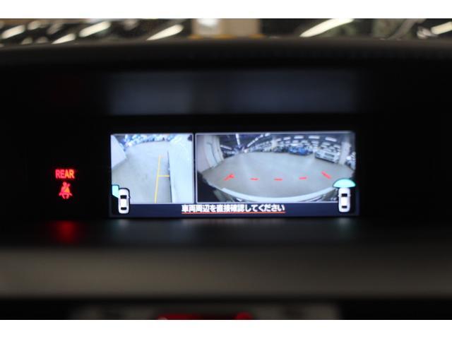 フロントカメラ、左サイドカメラを装備しておりますので、死角を減らし運転をサポートします。