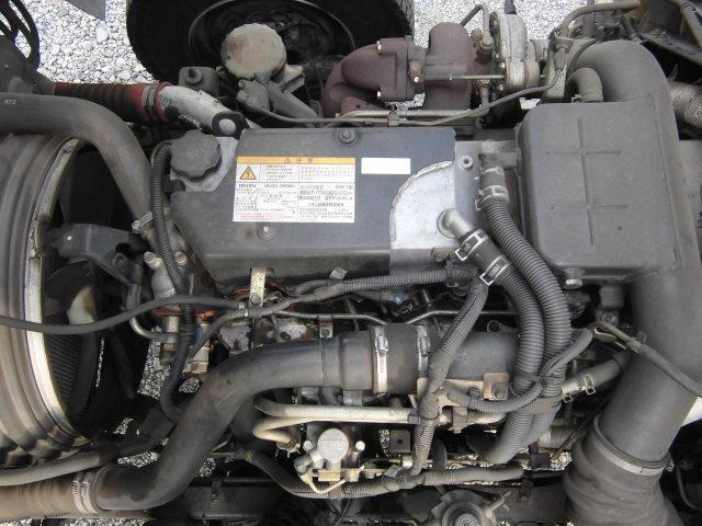 いすゞ フォワード 6200ボディ アルミブロック