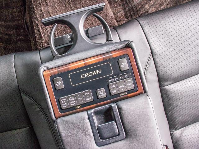 ロイヤルサルーンG レクサスパールカスタム・フルエアロ・NEW20AW・黒本革シート・HDDナビ・バックモニター・フルセグTV・シートヒーター・ミュージックサーバー・クルーズコントロール・キセノン・LEDフォグ・ETC(17枚目)