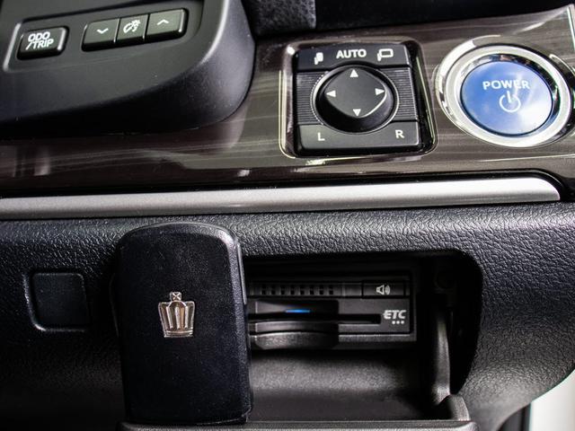 アスリートS 後期型 SDナビ DVD再生 フルセグ地デジ Bluetooth対応 LEDヘッドライト クリアランスソナー プリクラッシュセーフティ レーダークルーズ(15枚目)