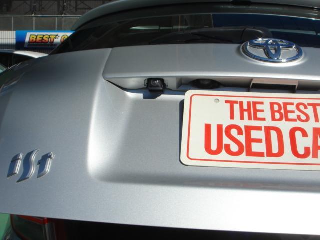 トヨタ イスト 150X スペシャルエディション HDDナビ フルセグ