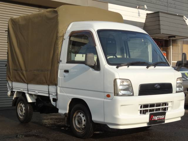 スバル サンバートラック 元赤帽 5速マニュアル