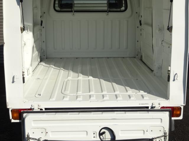 スバル サンバートラック 元赤帽 4WD 5速マニュアル