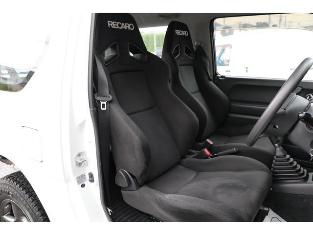 ★なんと!両席アピROADWINシートレール&フレームにレカロシートを装着!これで長距離ドライブも楽々ですね!★