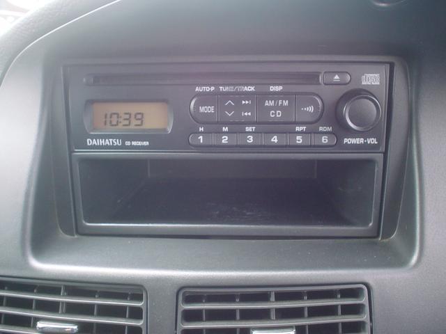 ダイハツ ムーヴ カスタム L CDデッキ ABS エアバッグ
