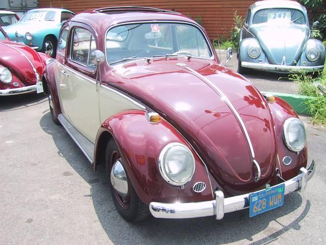 フォルクスワーゲン VW ビートル VINTAGE ディーラー車