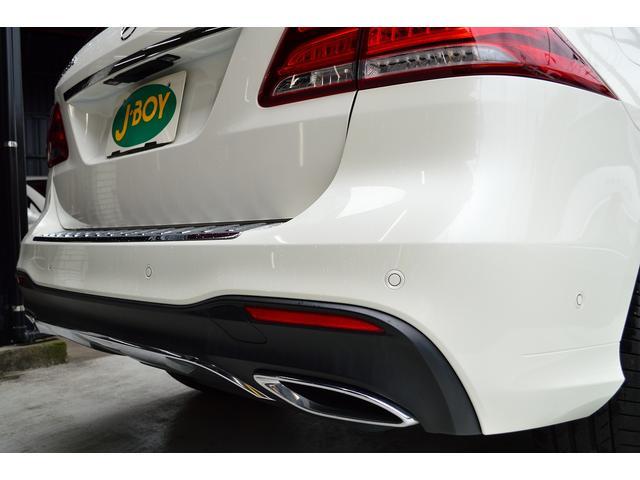 GLE350d 4マチックスポーツ 1オーナー 黒本革 パノラミックスライディングルーフ ダイヤモンドホワイト 自動駐車 純HDDナビTV PTS ETC LED キーレスゴー レーダーセーフティ(8枚目)