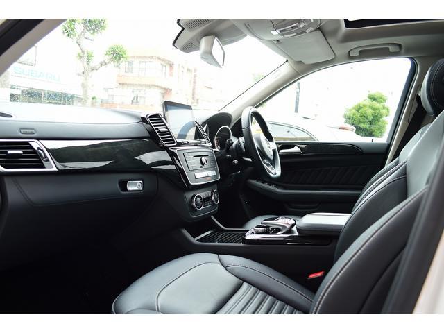 GLE350d 4マチックスポーツ 1オーナー 黒本革 パノラミックスライディングルーフ ダイヤモンドホワイト 自動駐車 純HDDナビTV PTS ETC LED キーレスゴー レーダーセーフティ(16枚目)
