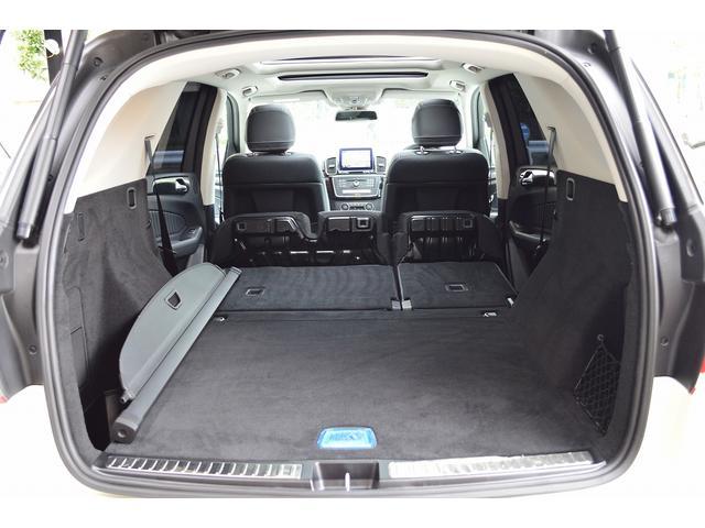 GLE350d 4マチックスポーツ 1オーナー 黒本革 パノラミックスライディングルーフ ダイヤモンドホワイト 自動駐車 純HDDナビTV PTS ETC LED キーレスゴー レーダーセーフティ(20枚目)