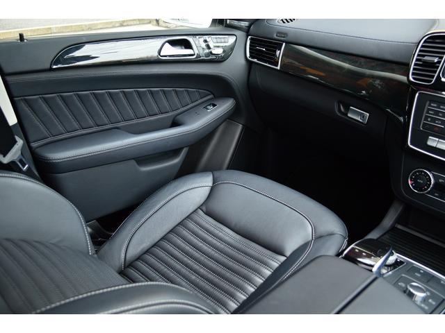 GLE350d 4マチックスポーツ 1オーナー 黒本革 パノラミックスライディングルーフ ダイヤモンドホワイト 自動駐車 純HDDナビTV PTS ETC LED キーレスゴー レーダーセーフティ(24枚目)