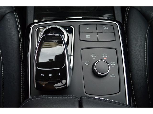 GLE350d 4マチックスポーツ 1オーナー 黒本革 パノラミックスライディングルーフ ダイヤモンドホワイト 自動駐車 純HDDナビTV PTS ETC LED キーレスゴー レーダーセーフティ(28枚目)