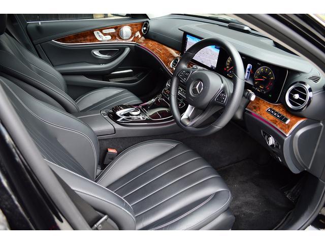 E400 4マチックステーションワゴンエクスクルシブ 新車保証継承 エアバランスPKG ヘッドアップディスプレイ 黒本革 フットトランクオープナー エアサス 4マチック 純HDDナビTV レーダーセーフティ(15枚目)