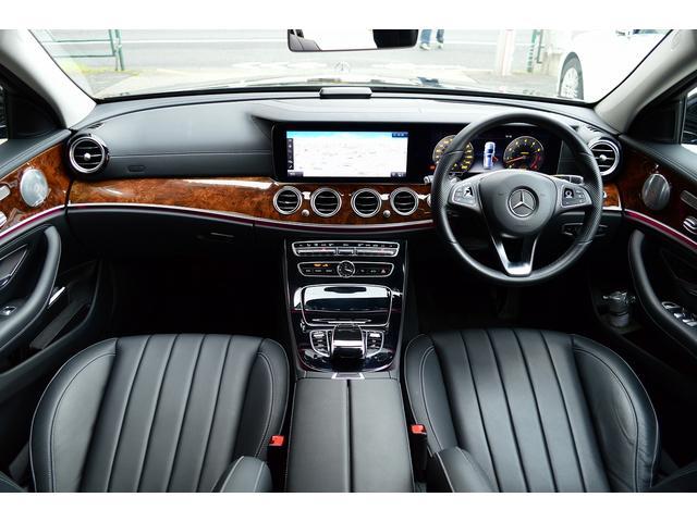 E400 4マチックステーションワゴンエクスクルシブ 新車保証継承 エアバランスPKG ヘッドアップディスプレイ 黒本革 フットトランクオープナー エアサス 4マチック 純HDDナビTV レーダーセーフティ(23枚目)