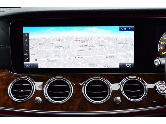 E400 4マチックステーションワゴンエクスクルシブ 新車保証継承 エアバランスPKG ヘッドアップディスプレイ 黒本革 フットトランクオープナー エアサス 4マチック 純HDDナビTV レーダーセーフティ(26枚目)