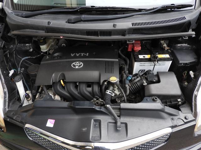 トヨタ ラクティス 上級グレード1.5G 革巻きステア パドルシフト HDDナビ