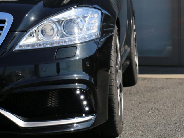 メルセデス・ベンツ M・ベンツ S500ロング 左H AMGスポーツP