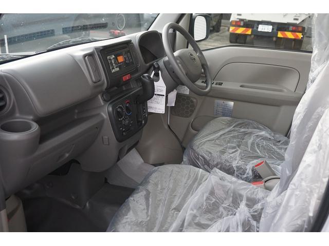 日産 NV100クリッパーバン DX GLエマブレ 4WD 軽キャン ミニチュアクルーズSV